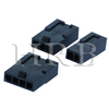 P3020 Female Single Row Plug Housing Connector without Panel Mount Ears