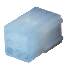 HRB 3.68mm pitch male connector for wire to wire