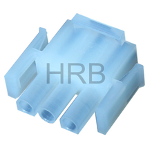 Single Row Plug Housing connector locker without hole UL 94V-2