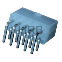 HRB right angle Dual header connector M4257R