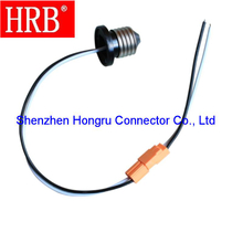 HRB 2 poles wire to wire LED connector